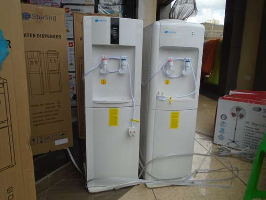 STERLING HOT & NORMAL WATER DISPENSER