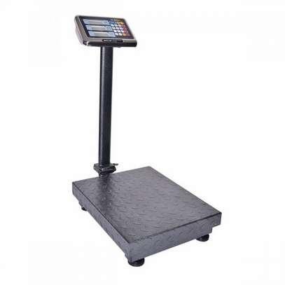 New Digital 300KG Weighing Platform image 1