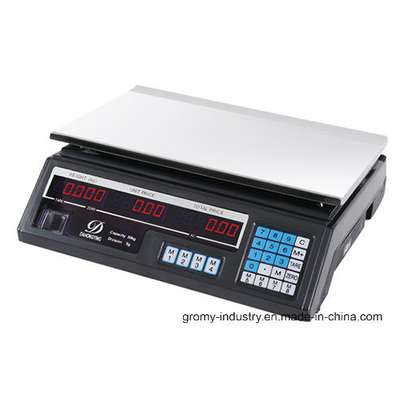 40kg Acs System Electronic Price Scale image 1