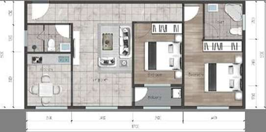 2 bedroom apartment for sale in Valley Arcade image 3