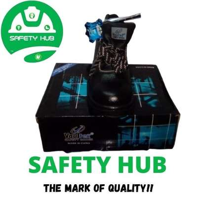Vaultex industrial safety boots image 2