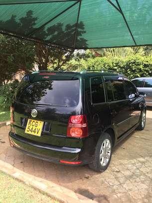 VW Golf Touran image 6