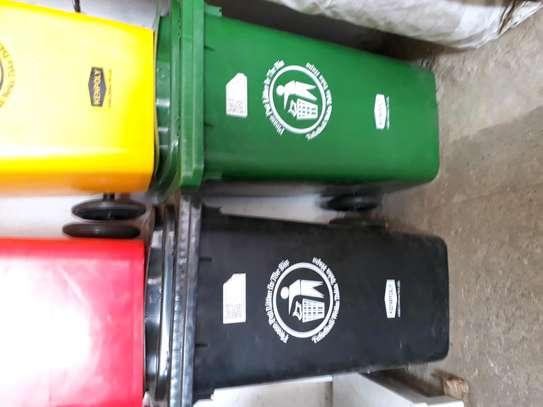 100litre dustbin/plastic dustbin/pedal dustbin/plastic pedal dustbin bin/sanitary dustbin image 5