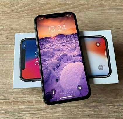 Iphone X *silver* *256gb* image 2