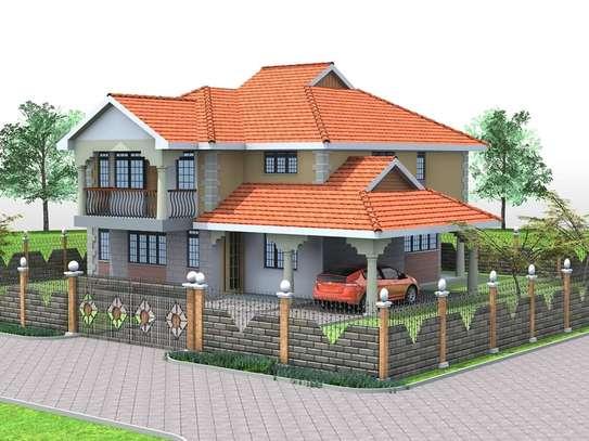 HOUSE PLANS AVAILABLE 2020- BUNGALOWS,MAISONETTES, VILLAS, FLATS image 3