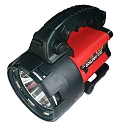 Gd Lite Rechargeable LED Flashlight / Torch image 1