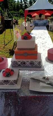 Yummy & fresh Wedding Cakes in Nairobi Kenya image 3