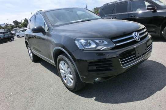 Volkswagen Touareg image 1