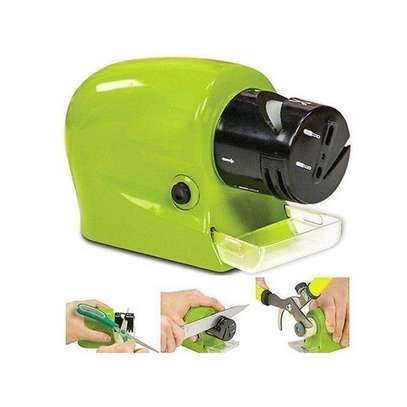 Swifty Sharp Electric Knife Sharpener - Green