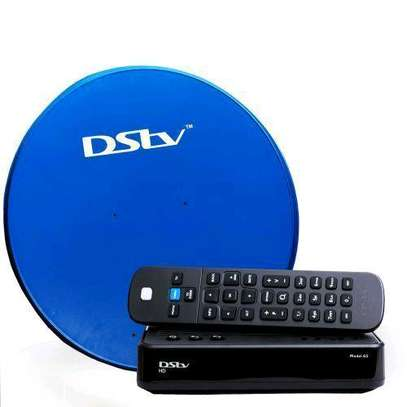 DSTV HD+DISH KIT+1M ACCESS image 1