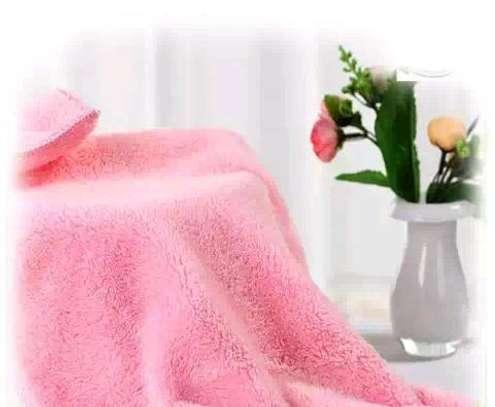 Microfibre bath towels image 3
