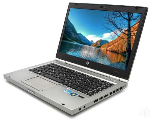 Hp EliteBook 8460p Core i5 4GB/500GB HDD image 1