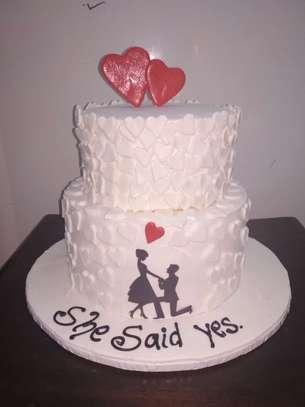 Yummy & fresh Wedding Cakes in Nairobi Kenya image 6
