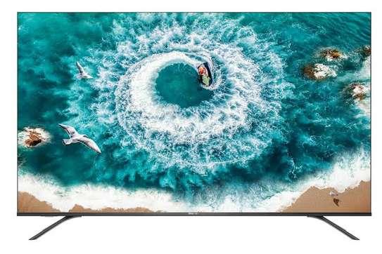 New Hisense 43 inches Frameless Smart UHD-4K Digital TVs image 1
