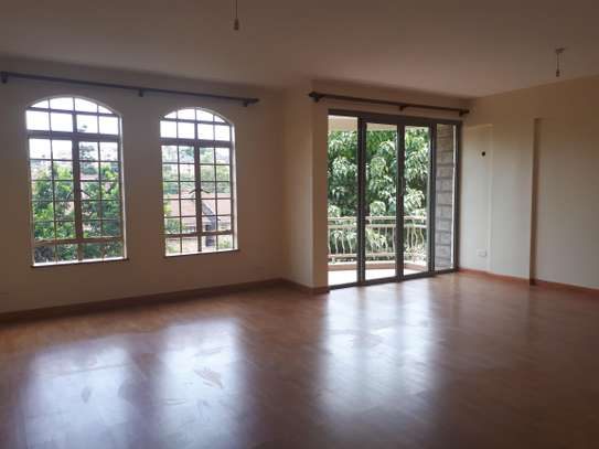 3 bedroom apartment + DSQ for rent in Kileleshwa image 3