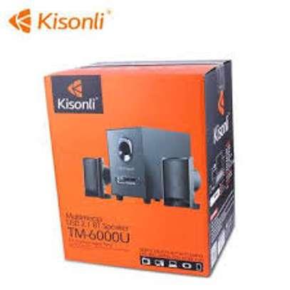 Kisonli TM-6000U USB 2.1 Multimedia BT Speaker image 1