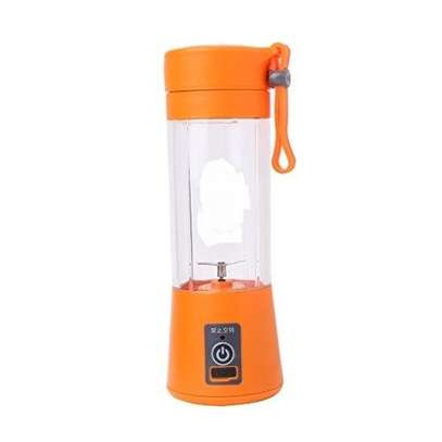Rechargeable Portable Blender - Orange