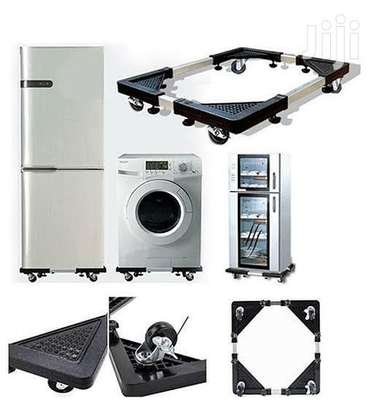 Adjustable Fridge/Washing Machine Stand image 1