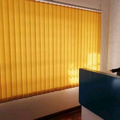 VERTICAL BLINDS/OFFICE BLINDS image 8