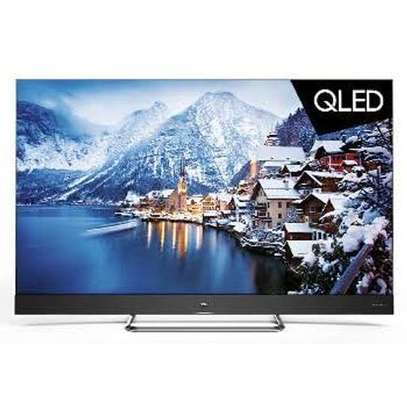 TCL 55''QLED 4K ULTRA HD ANDROID TV, VOICE CONTROL, YOU-TUBE 55C815 image 1