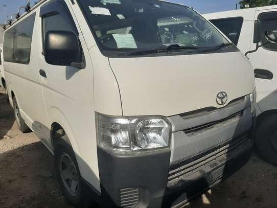 Toyota HiAce KDH222 image 1