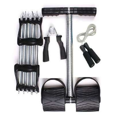 4 in 1 Way Training Set with tummy trimmer