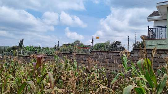 0.1 ha land for sale in Kikuyu Town image 7