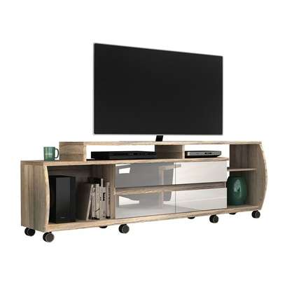TV Wall Unit ( Colibri MELODIA ) ~ TV space up to 72 Inches image 1