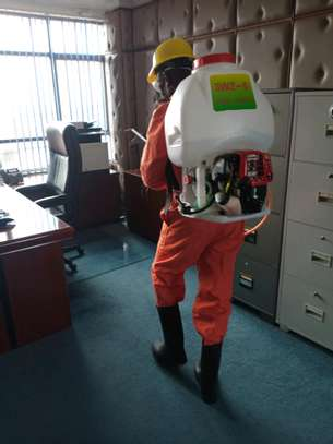 CLEANING, FUMIGATION AND GARBAGE COLLECTION AND DISPOSAL SERVICE image 6