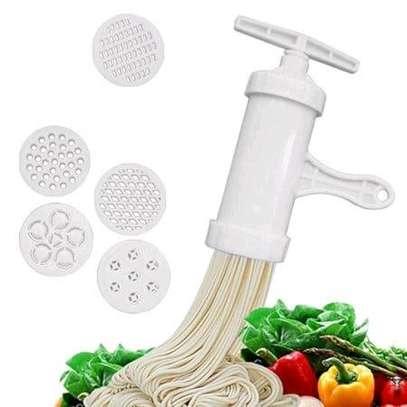 Manual noodle press machine