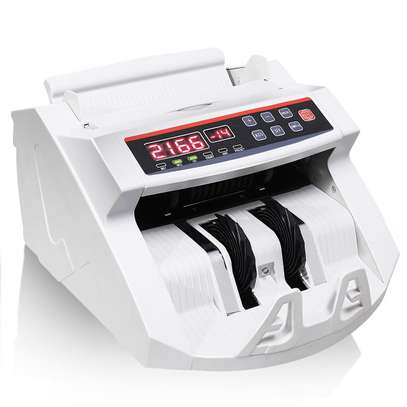2108 UV/MG bill counter suitable for euro us dollar image 1