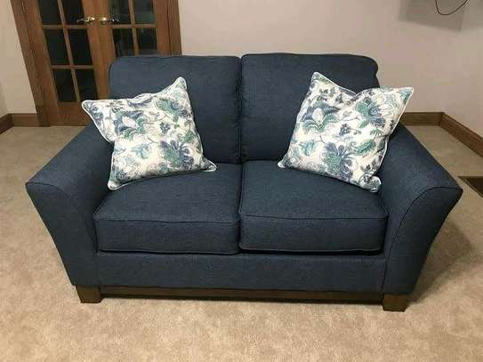 Simple Beautiful Modern 2 Seater Sofa image 1