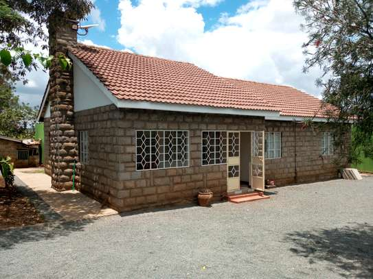 KARURA 4 BEDROOMS BUNGALOW TO LET