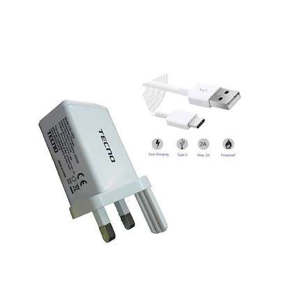 Tecno USB Charger For Charging image 1