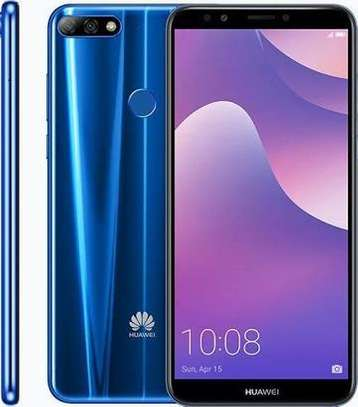 Brand new huwawei y7 prime 2018  5.99 inch available in my shop image 1