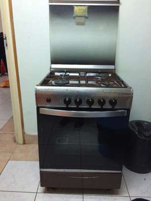 4 burner gas cooker