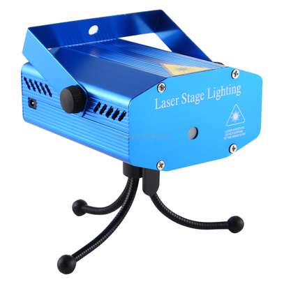 LED Mini Stage Light Laser Projector image 2