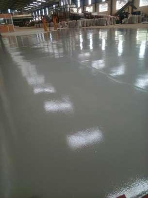 Epoxy flooring image 1
