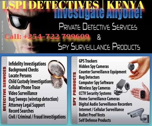 Private Investigators in Kenya