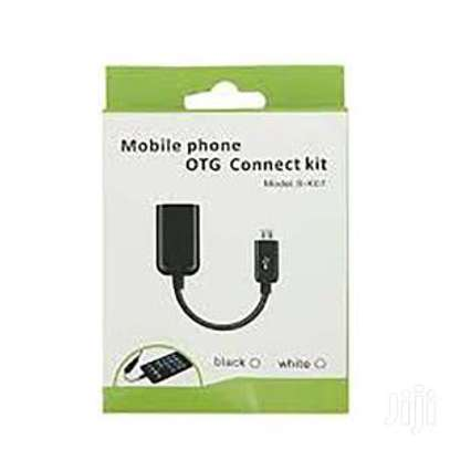 otg cable for android phones. image 1