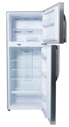 Von Hotpoint HRN-602S Double Door Fridge 450L, STS, Non Frost, LED - Silver image 2