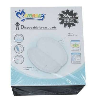 Mom Easy Disposable breast pads ( 36 pieces) image 1