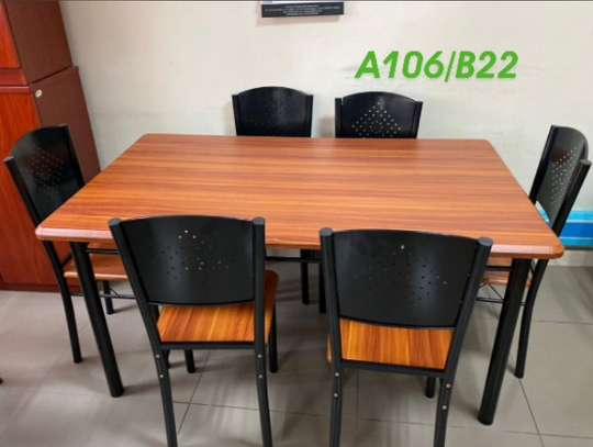 Dining table sets image 3