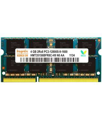 Ram for laptop 4GB DDR3