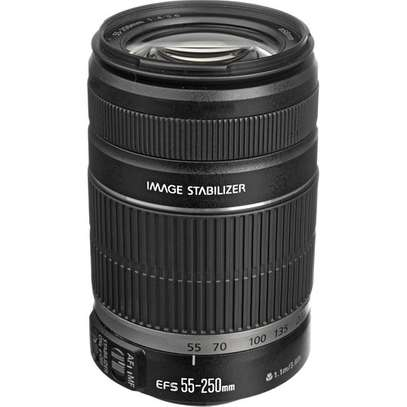 Canon EF-S 55-250mm f/4-5.6 IS II Lens image 1
