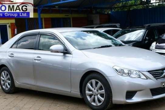 Toyota Mark X image 1