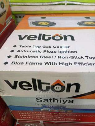 Velton table top gas cooker image 1