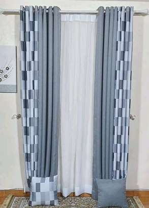 linen style cheap curtains and sheers image 6