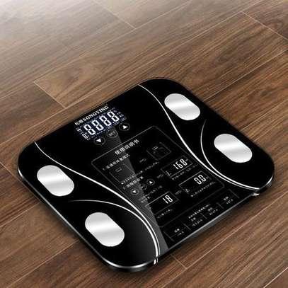 Intelligent Smart Bluetooth BMI Body Fat Scale image 1