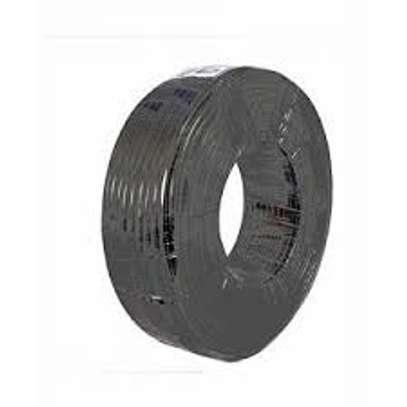 100m RG59 coaxial power cable image 1